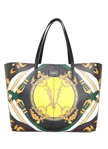 Versace Çanta Renkli